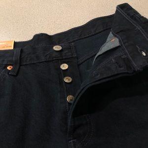 Levi's Shorts - Levi's 501 Original Fit Button Fly Cut-off shorts